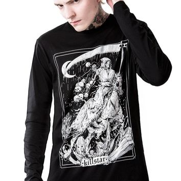 Horseman Long Sleeve T-Shirt [B]