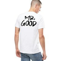 Mr & Mrs Good Life Couples T-shirts