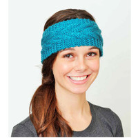 Knit Headband by KnitPoPShop