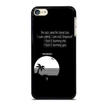 THE NEIGHBOURHOOD THE BEACH iPod 4 5 6 Case