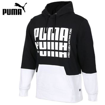 Original New Arrival 2018 PUMA Rebel Up Hoody FL Men's Pullover Hoodies Sportswear