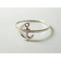 Petite Anchor Ring