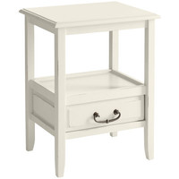Anywhere End Table - Antique White