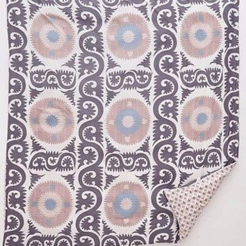 Anthropologie Yalova Suzani FULL Duvet Cover - NWT