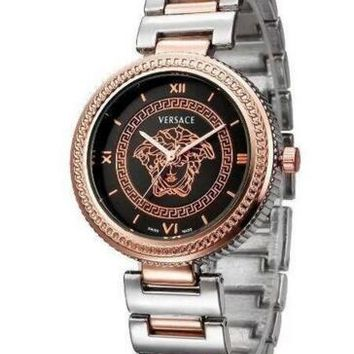 Versace Trending Unisex Leisure Quartz Movement Watch Wrist Watch I