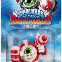 Skylanders Superchargers Missile Tow Dive Clops Individual Figure Pack for Nintendo Wii | GameStop