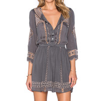 Tularosa x REVOLVE Orsen Dress in Charcoal