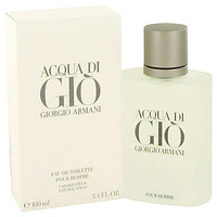 Acqua Di Gio Cologne For Men 3.3 oz