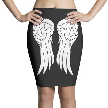Daryl Wing Pencil Skirts