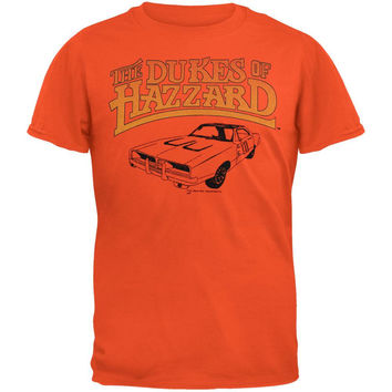 Dukes Of Hazzard - General Lee Youth T-Shirt