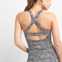 GapFit Medium Impact Strappy Shelf Tank | Gap