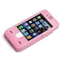 Yellow Jacket Stun Gun Case for iPhone 4