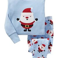 Santa PJ Sets for Baby