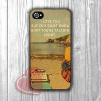 Moonrise Kingdom Wes Anderson Poster - dizi for iPhone 6S case, iPhone 5s case, iPhone 6 case, iPhone 4S, Samsung S6 Edge