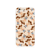 Toy Story Woody Pattern iPhone 6s 6 Plus SE 5s 5 Soft Clear Case