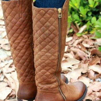 tall amazon boots dp quilt riding women for com black quilted size