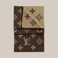 Monogram Blanket - Louis Vuitton  - LOUISVUITTON.COM