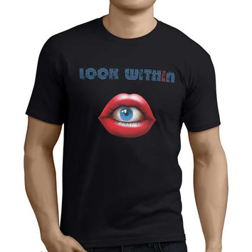 Look Within Rave Shirt