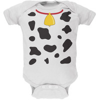 Halloween Cow Costume Baby One Piece