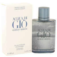 Acqua Di Gio Blue Edition Cologne