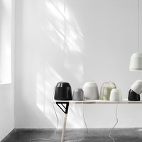 Aluminium pendant lamp MINGUS Mingus Collection by Lightyears | design Cecilie Manz