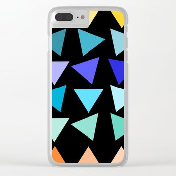 netzauge-marie Clear iPhone Case by netzauge