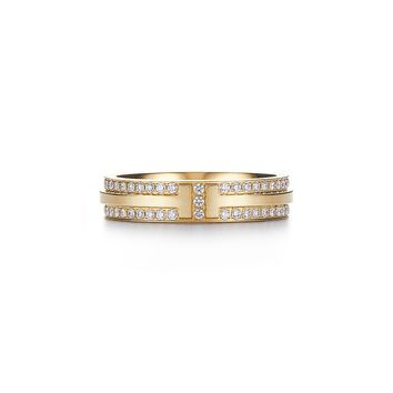 Tiffany & Co. - Tiffany T:Two Narrow Ring