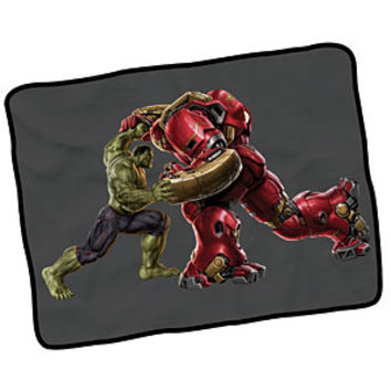Hulkbuster Fleece