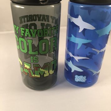 16oz Coolger waterbottle