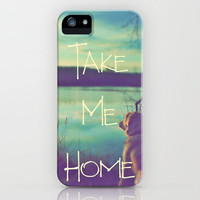 Take me Home iPhone Case by M✿nika  Strigel	 | Society6