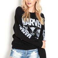 Marvel Comics Pullover Sweater - LoveCulture
