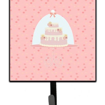 Decorative Cake 3 Tier Pink Leash or Key Holder BB7276SH4