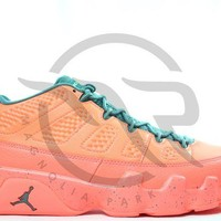 DCC3W AIR JORDAN RETRO 9 LOW - BRIGHT MANGO