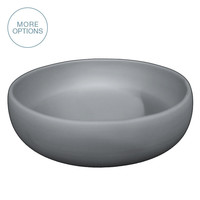 Matte Porcelain USA Made Serving Bowl