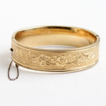bangle detail bracelet thick bangles models gold product buy