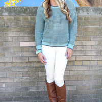 Knit With Love Sweater