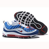 Trendsetter  Nike Air Max OG 98 Gundam  Women Men Fashion Casual Sneakers Sport Shoes