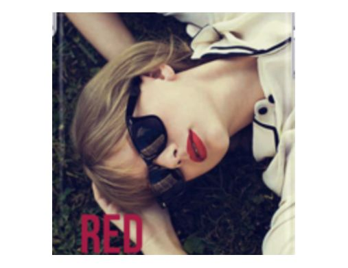 Taylor Swift - Red [iPhone Case] iPhone Cases & Skins