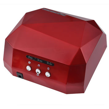 Led 36w Led Light Therapy Ultraviolet Lamp For Nail Art Dryer Gel Curing UV Lamp Nail Polish Drying Manicure Auto Sensor