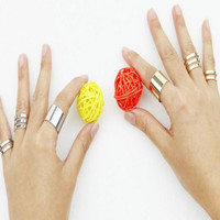 The Knuckle Open Ring For women Fashion