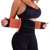 Back Waist Support Belt Hot Sale Fashion Breathable Mesh Waist Support Brace Belt Lumbar Protection Training Belt