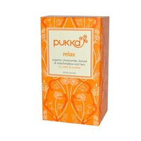 Pukka Herbs Relax Tea (1x20BAG)