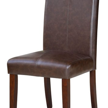 Bayside Brown Dining Chair (Set of 2)
