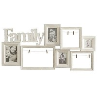 Family Weathered Wall Frame