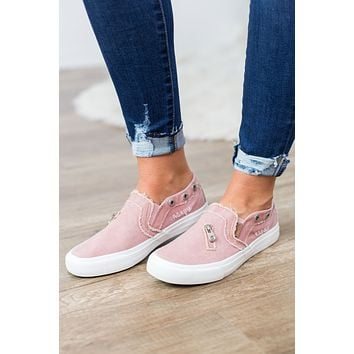 Blowfish Mariachi Sneaker- Ash Rose