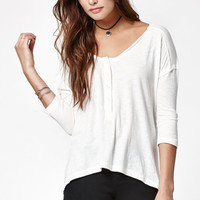 Billabong Our Space Henley Top at PacSun.com