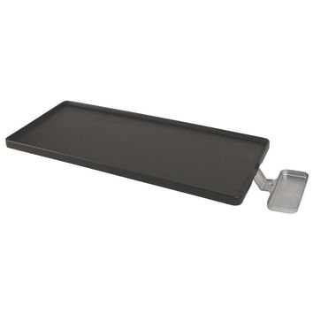 Coleman Hyperflame Swaptop Full Size Cast Iron Griddle