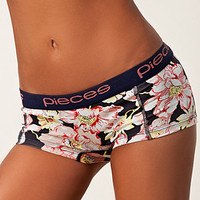 Logo Lady Boxers, Pieces