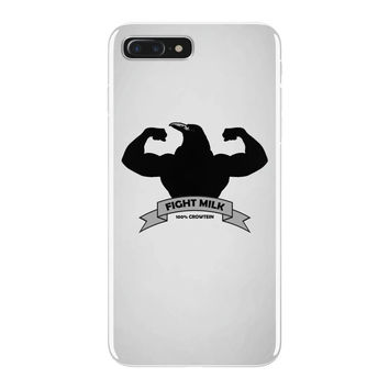8. fight milk 002 iPhone 7 Plus Shell Case