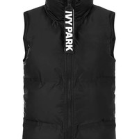 Oversized Bonded Sleeveless Puffer by Ivy Park - Ivy Park - Clothing
